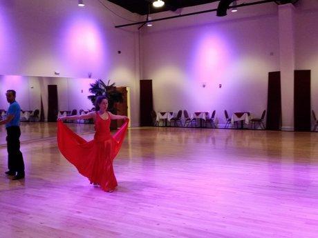 Ballroom & Latin Dance Class