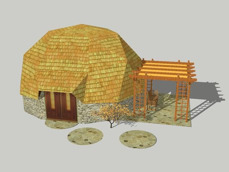 Sketchup 3D Model Design