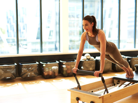 30 minute Pilates - learn the basic