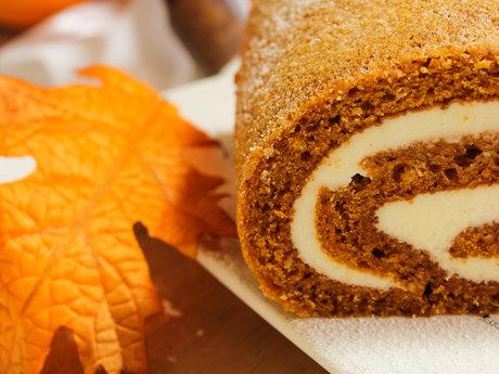 I will make you a pumpkin roll.