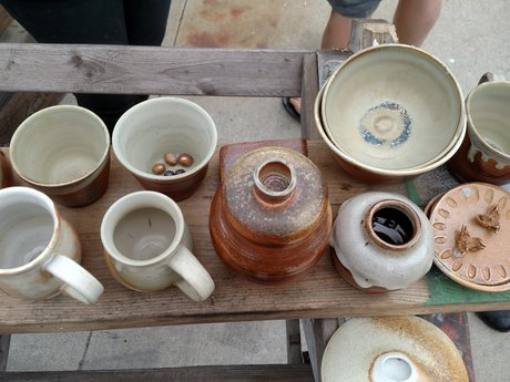 Intro Pottery Lesson