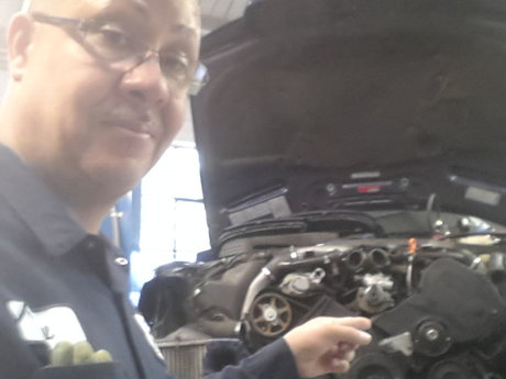Automotive repair technician