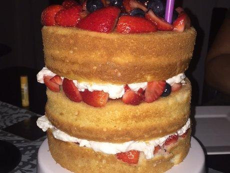 Baking for gratitude!