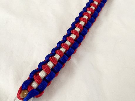 Vet-made Paracord Bracelet