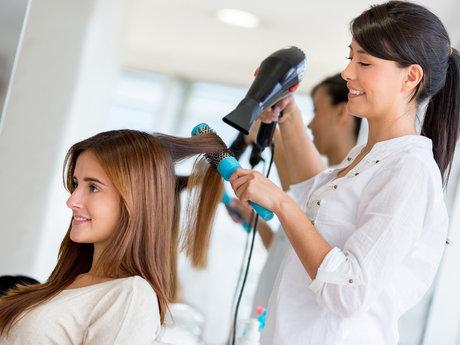 Shampoo, Haircut and style