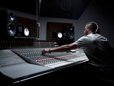 I own a recording studio