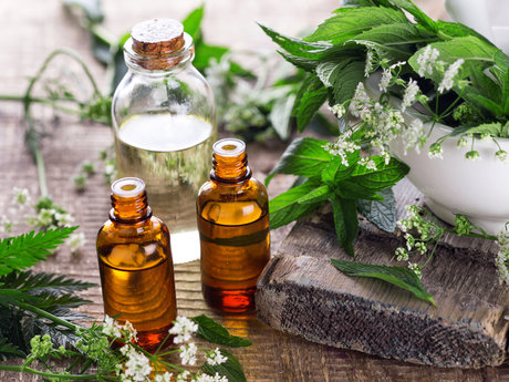 Essential Oil info and charts