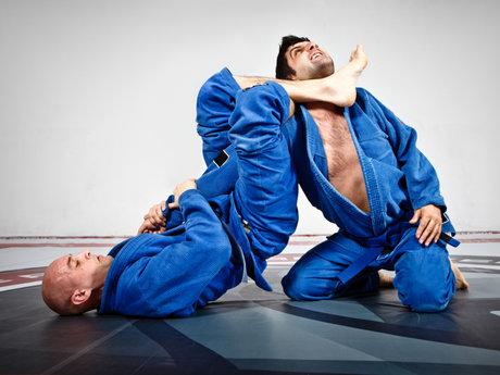Basic Jiu Jitsu lessons