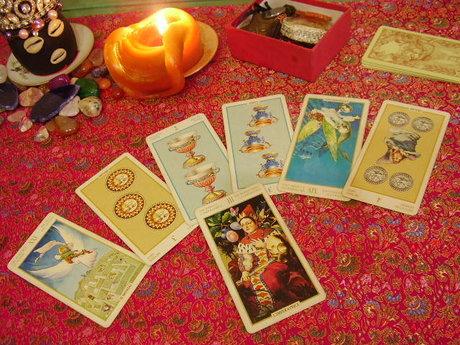 Full Spread Tarot Reading