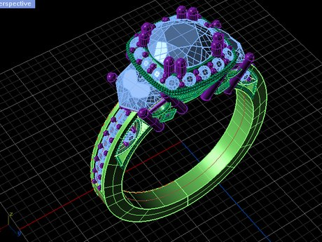 Jewelry CAD Design