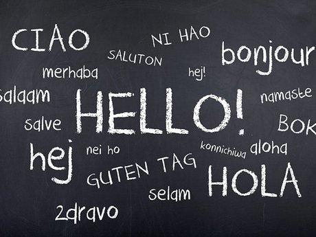 Aula de inglês para Brasileiros