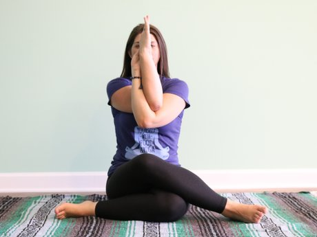 60-minute private yoga session