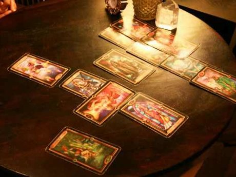 Earth magic tarot reading