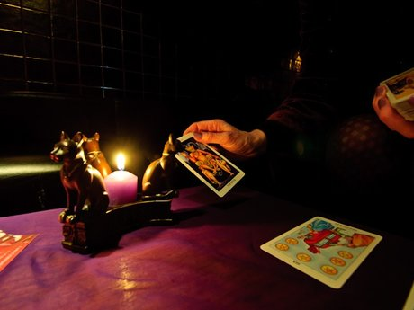 7 card earth magic tarot reading