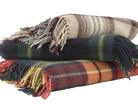 Unique blankets, bags, mosaic creat