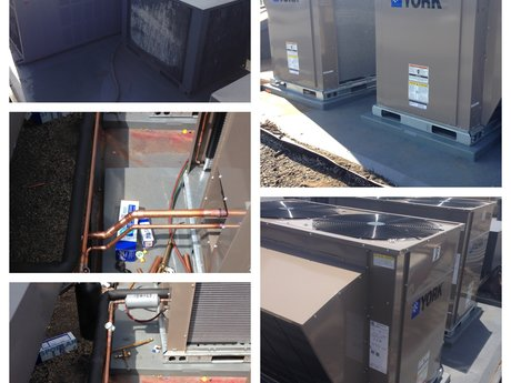Heating Cooling Refrigeration
