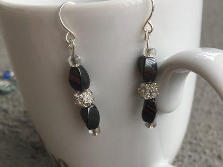 Elegant Magnet Earrings