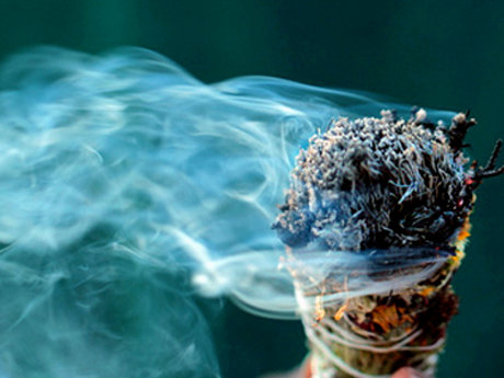 Smudging/Energy Cleansing
