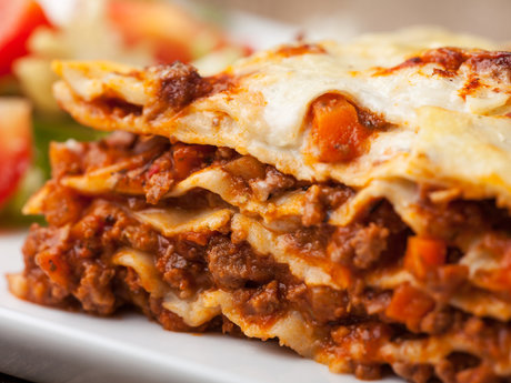 Learn how to make a Lasagna