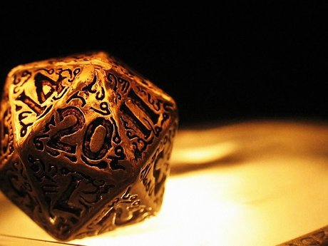 d20 system, custom encounter.