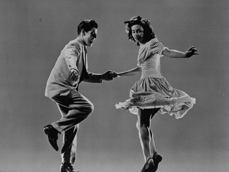 Partner Dance: Swing, Blues, Lindy
