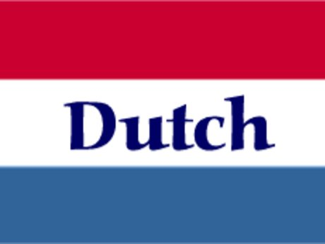 Brag about how good your Dutch is!