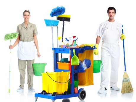 Cleaning and residential home paint