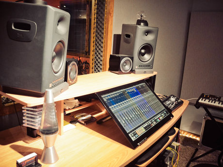 Professional Audio Mastering
