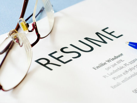 Resume and Professional Writing