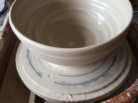 1hr Pottery Lesson