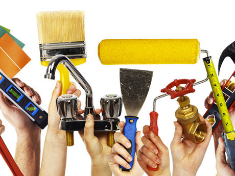 plumbing, house repairs.