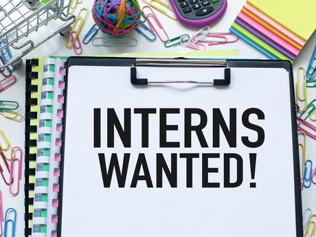 Help you find an Intern