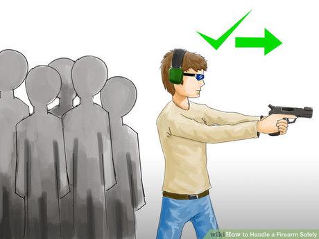 1 Hour handgun handling class