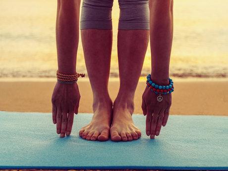 Restorative Yoga Lesson