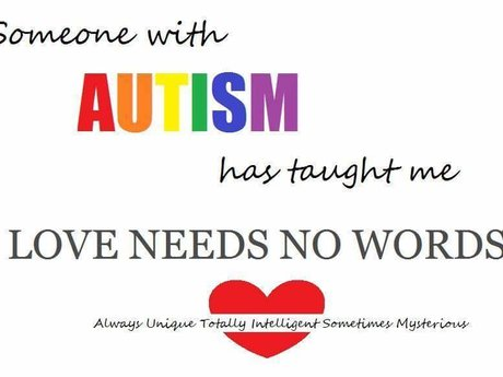 Straight talk about Autism