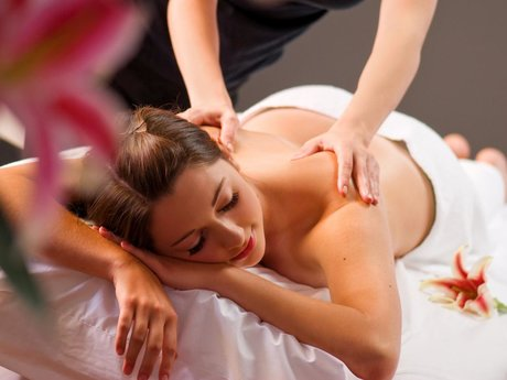 60 minutes of  Therapeutic massage