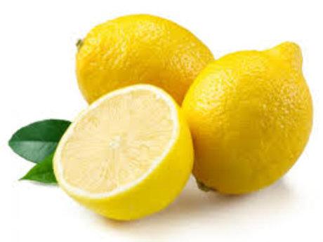 Organic Lemons!