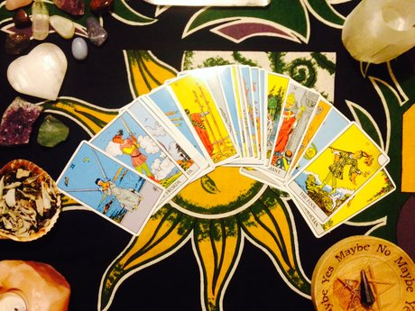 Birthday Tarot Reading