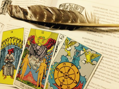 Four Elements Tarot Reading