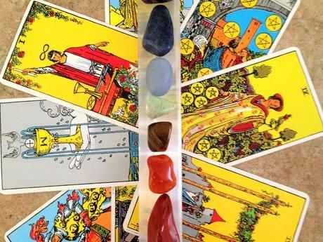 Chakra Tarot Reading