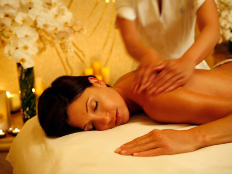 60 minutes of therapudic massage