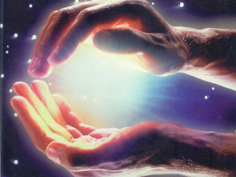 Energy healing and cleansing