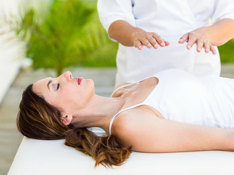 1 hour Reiki Session