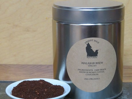 Organic Coffee (Hand-blended)
