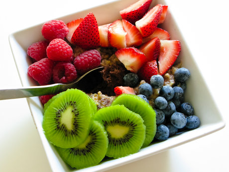 talk nutrition/health