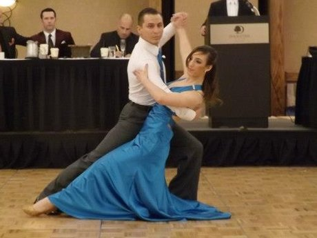 Ballroom and Latin Dance Lessons