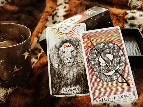 Virtual 30min Tarot Reading
