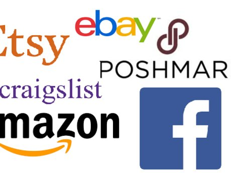 Sell Your Stuff on Ebay, FB, PM!