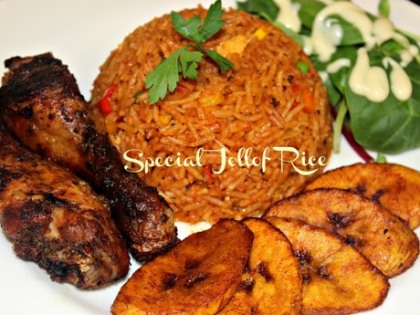 Cook an authentic Nigerian meal!