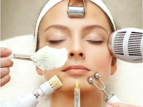 Skin Care Consultation and Routine
